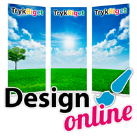Roll-up - Design online